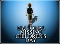 Missing Childrens Day