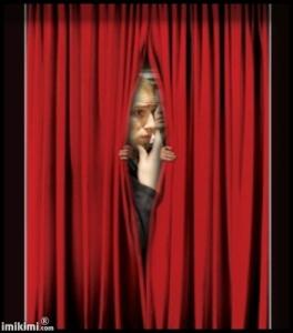 justin hiding