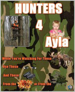 hunters for ayla